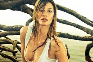 Siêu mẫu Gisele Bündchen kể về lần đầu để ngực trần trên sàn diễn