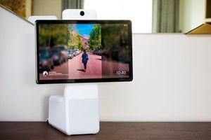 Facebook ra mắt thiết bị gọi video call, cạnh tranh Amazon và Google