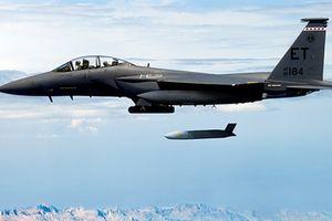 Mỹ mua tên lửa JASSM cấp cho Israel?