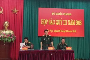 Sắp xếp lại Bộ Quốc phòng:Có đơn vị mới, không tăng quân