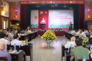 Hội thảo đồng chí Lương Khánh Thiện với cách mạng Việt Nam và quê hương Hà Nam