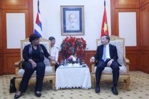 Hợp tác về KH-CN Việt Nam - Cuba ngày một phát triển