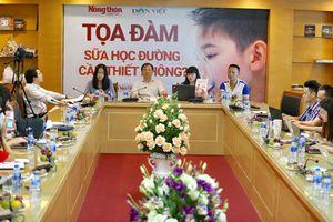 Chương trình Sữa học đường tại Hà Nội: Chất lượng sữa sẽ được kiểm soát chặt chẽ