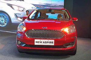 'Soi' sedan siêu rẻ Ford Aspire mới chỉ từ 175 triệu