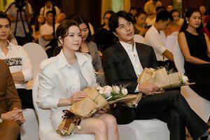 Lý Nhã Kỳ bật mí về Han Jae Suk khi đóng chung phim
