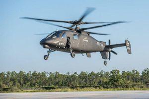Trực thăng S-97 Raider của Mỹ có thể đạt vận tốc 202 hải lý/giờ
