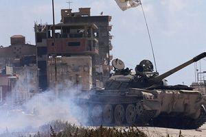 Tình báo Anh tố Nga muốn biến Libya thành Syria mới