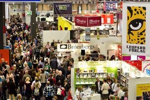 Đàn bầu, phở và nem đến Hội chợ Frankfurt Book Fair