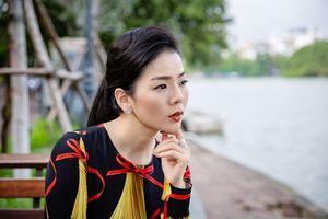 Lệ Quyên chuẩn bị cho đêm nhạc đặc biệt tại Hà Nội