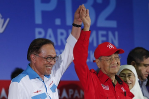 Thủ tướng Malaysia vận động cử tri ủng hộ đối thủ cũ