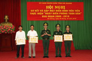 Hà Giang: Phát huy vai trò toàn dân trong xây dựng và bảo vệ biên giới