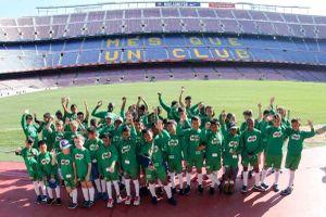 3 ngày tập huấn tại CLB Barcelona qua lời kể của 5 cầu thủ nhí