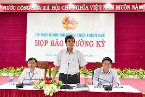 Nguyên phó chủ tịch UBND tỉnh Thừa Thiên-Huế liên quan đến sai phạm bán nhà thuộc sở hữu nhà nước
