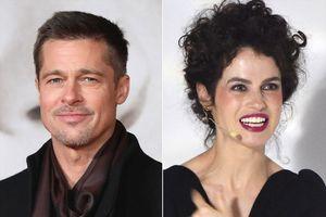 Nữ kiến trúc sư danh tiếng phủ nhận chuyện hẹn hò với Brad Pitt