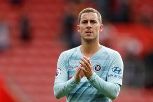 Thăng hoa cùng Chelsea, Eden Hazard vẫn mơ về Real Madrid