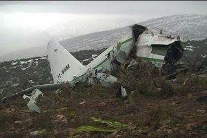 Thông tin chính thức về nguyên nhân rơi máy bay Su-22 tại Nghệ An