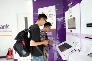 LiveBank TPBank cập nhật tính năng rút tiền bằng vân tay