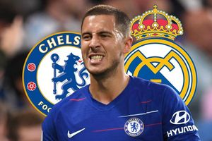 Ngôi sao Hazard 'tỏ tình' với Real, Chelsea lo sốt vó