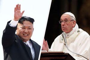 Ông Kim Jong-un muốn mời Giáo hoàng Francis đến Bình Nhưỡng