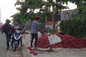 Nghịch lý trái cây: 'Nội' giải cứu, 'ngoại' xếp hàng chờ mua