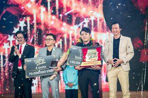Đạo diễn Minh Nhật lên ngôi quán quân 'Kịch Cùng Bolero 2018'