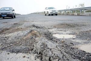 Đường cao tốc nghìn tỉ tại Việt Nam hư hỏng: Chuyện xưa như trái đất!