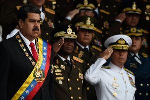 Colombia muốn đánh chiếm nguồn dầu mỏ của Venezuela?