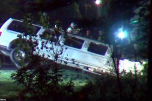 Đâm xe làm 20 người chết ở Mỹ: Từ ngày vui trở thành thảm kịch