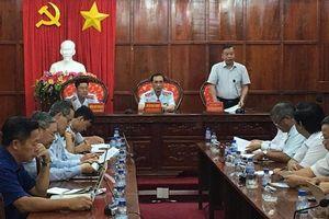 Thanh tra trách nhiệm của Chủ tịch tỉnh Bình Phước trong công tác quản lý, sử dụng đất đai