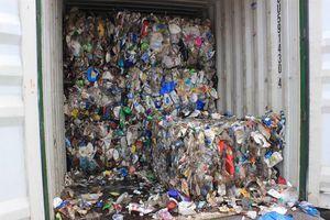 Rốt ráo xử lý phế liệu nhập khẩu tồn tại cảng