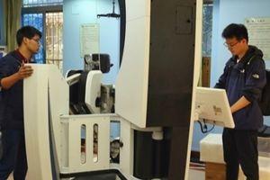Trung Quốc đưa robot giúp phục hồi chi dưới vào thử nghiệm lâm sàng