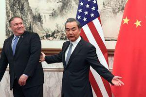 Ngoại trưởng Mỹ tới Trung Quốc trong băng giá