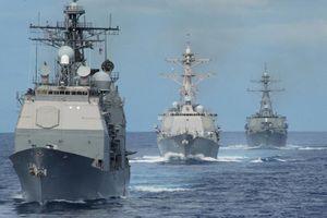 Trung Quốc chỉ 'vẫy cờ' chứ không thủy chiến với Mỹ trên Biển Đông