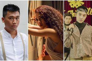 Tên ca khúc nhạy cảm của Bảo Anh, Mr Cần Trô đi hát, Juun Đăng Dũng làm MV về hội bạn trai cũ của cô dâu
