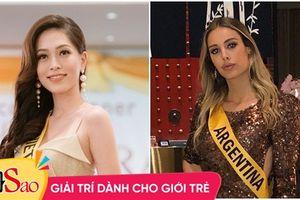 Sự thật có phải Á hậu Bùi Phương Nga bị bạn cùng phòng chơi xấu tại Miss Grand International 2018?