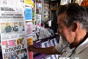Tổng tuyển cử Brazil: Đảng Lao động chiếm đa số tại Hạ viện