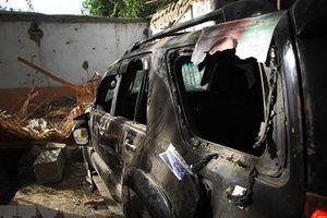 Afghanistan: Nổ tại cuộc vận động tranh cử, 3 người thiệt mạng