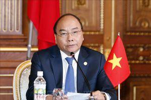 Thủ tướng Nguyễn Xuân Phúc: Hợp tác chung Mekong - Nhật Bản đạt thành tựu quan trọng