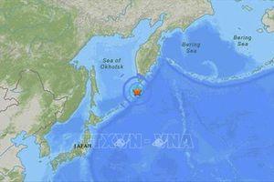 Động đất mạnh 6,4 độ richter làm rung chuyển quần đảo Kuril, Nga