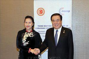 Việt Nam sẵn sàng làm cầu nối hợp tác Hàn Quốc - ASEAN
