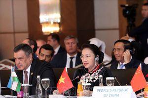 Việt Nam sẵn sàng ủng hộ hoạt động hợp tác với các nghị viện Á Âu