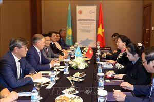 Việt Nam - Kazakhstan thúc đẩy chia sẻ kinh nghiệm thu hút đầu tư nước ngoài