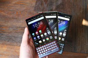 BlackBerry KEY2 LE bán chính thức: Bàn phím đẹp, camera kép, giá 10,5 triệu đồng