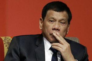 Giới chức Philippines: Tổng thống Duterte không bị ung thư