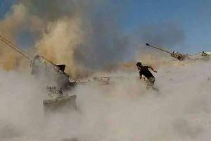 Quân đội Syria siết gọng kìm, quyết xóa sổ tàn quân IS ở Sweida