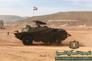 Xe săn tăng thời Liên Xô xuất hiện trên chiến trường Syria