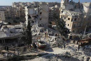 Phiến quân rút vũ khí hạng nặng khỏi Idlib, Syria