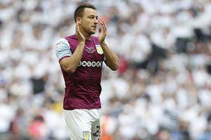 John Terry giải nghệ trong màu áo Aston Villa