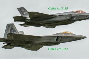 Chuyên gia Nga: S-300 đủ sức đo ván F-22 và F-35