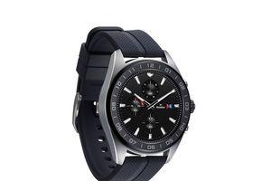 LG giới thiệu mẫu smartwatch lai Watch W7, chạy hệ điều hành Wear OS
